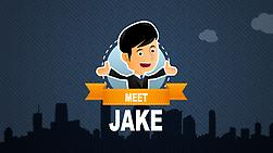 Make a Corporate promotion with jake