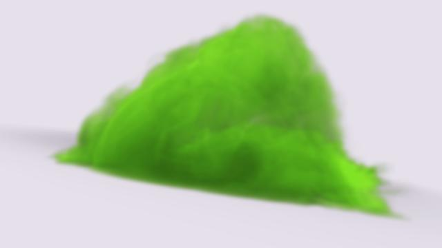 Create a Colored Smoke 3D Logo Animation Video