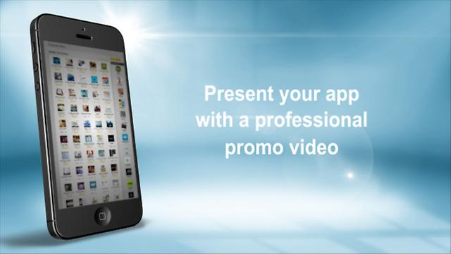 Iphone App Advertisement Promote Your App With Video